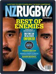 NZ Rugby World (Digital) Subscription July 31st, 2014 Issue