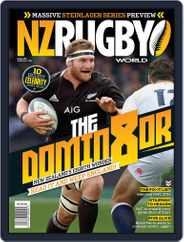NZ Rugby World (Digital) Subscription May 29th, 2014 Issue