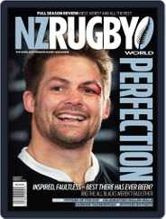 NZ Rugby World (Digital) Subscription December 19th, 2013 Issue