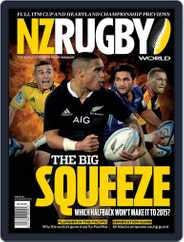 NZ Rugby World (Digital) Subscription July 7th, 2013 Issue