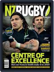 NZ Rugby World (Digital) Subscription May 2nd, 2013 Issue