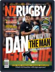 NZ Rugby World (Digital) Subscription February 4th, 2013 Issue