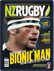 NZ Rugby World (Digital) Subscription December 9th, 2012 Issue