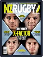 NZ Rugby World (Digital) Subscription September 2nd, 2012 Issue