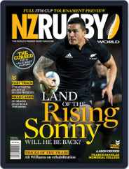 NZ Rugby World (Digital) Subscription July 29th, 2012 Issue