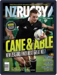 NZ Rugby World (Digital) Subscription July 1st, 2012 Issue