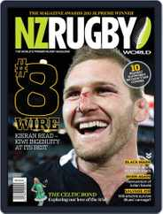 NZ Rugby World (Digital) Subscription June 4th, 2012 Issue