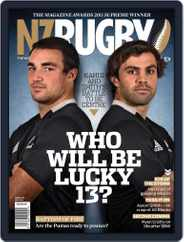 NZ Rugby World (Digital) Subscription April 30th, 2012 Issue