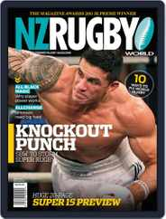 NZ Rugby World (Digital) Subscription January 30th, 2012 Issue