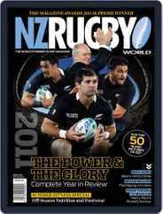 NZ Rugby World (Digital) Subscription December 7th, 2011 Issue