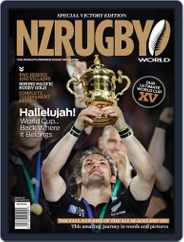 NZ Rugby World (Digital) Subscription November 2nd, 2011 Issue