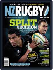 NZ Rugby World (Digital) Subscription September 29th, 2011 Issue