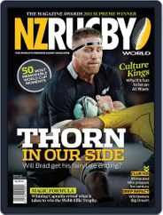 NZ Rugby World (Digital) Subscription September 4th, 2011 Issue