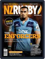 NZ Rugby World (Digital) Subscription July 3rd, 2011 Issue