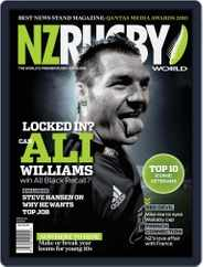 NZ Rugby World (Digital) Subscription June 5th, 2011 Issue