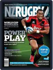 NZ Rugby World (Digital) Subscription May 1st, 2011 Issue