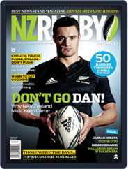 NZ Rugby World (Digital) Subscription April 1st, 2011 Issue