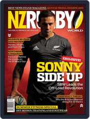 NZ Rugby World (Digital) Subscription December 5th, 2010 Issue