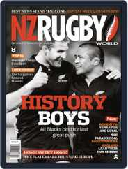 NZ Rugby World (Digital) Subscription October 31st, 2010 Issue