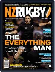 NZ Rugby World (Digital) Subscription October 3rd, 2010 Issue
