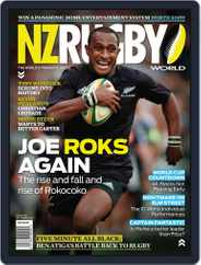 NZ Rugby World (Digital) Subscription August 29th, 2010 Issue