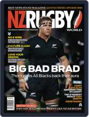 NZ Rugby World (Digital) Subscription August 1st, 2010 Issue