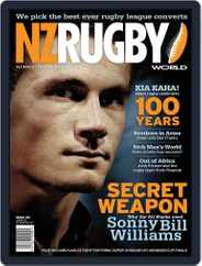 NZ Rugby World (Digital) Subscription June 1st, 2010 Issue