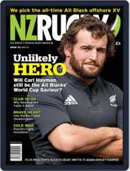 NZ Rugby World (Digital) Subscription May 2nd, 2010 Issue