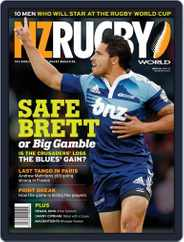 NZ Rugby World (Digital) Subscription March 28th, 2010 Issue