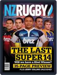 NZ Rugby World (Digital) Subscription January 31st, 2010 Issue