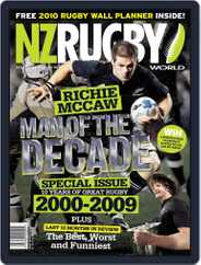 NZ Rugby World (Digital) Subscription December 6th, 2009 Issue