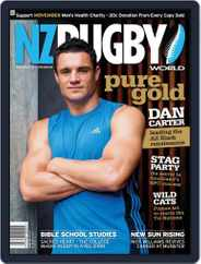 NZ Rugby World (Digital) Subscription November 2nd, 2009 Issue