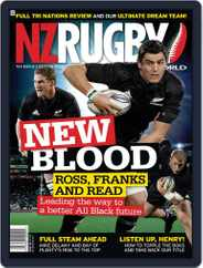 NZ Rugby World (Digital) Subscription October 4th, 2009 Issue