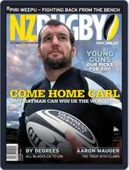 NZ Rugby World (Digital) Subscription August 31st, 2009 Issue