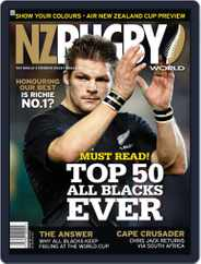 NZ Rugby World (Digital) Subscription August 2nd, 2009 Issue
