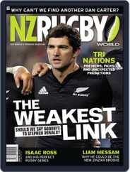 NZ Rugby World (Digital) Subscription July 5th, 2009 Issue