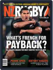 NZ Rugby World (Digital) Subscription June 7th, 2009 Issue