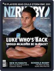 NZ Rugby World (Digital) Subscription May 4th, 2009 Issue