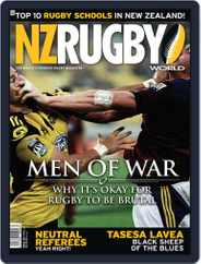 NZ Rugby World (Digital) Subscription March 28th, 2009 Issue