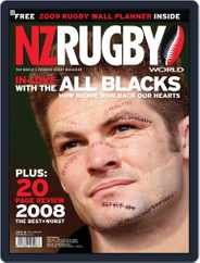 NZ Rugby World (Digital) Subscription December 10th, 2008 Issue