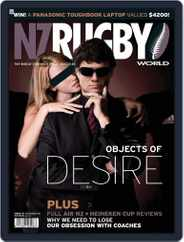 NZ Rugby World (Digital) Subscription October 29th, 2008 Issue