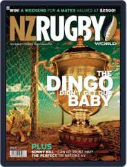 NZ Rugby World (Digital) Subscription October 26th, 2008 Issue