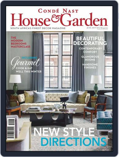 Condé Nast House & Garden (Digital) June 1st, 2019 Issue Cover