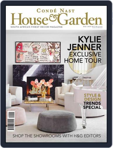 Condé Nast House & Garden (Digital) May 1st, 2019 Issue Cover