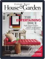 Condé Nast House & Garden (Digital) Subscription November 1st, 2018 Issue