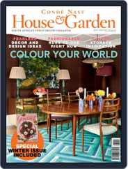 Condé Nast House & Garden (Digital) Subscription July 1st, 2018 Issue