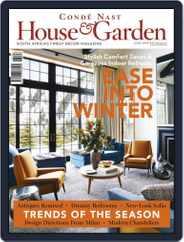 Condé Nast House & Garden (Digital) Subscription June 1st, 2018 Issue