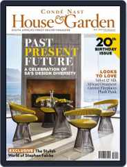 Condé Nast House & Garden (Digital) Subscription May 1st, 2018 Issue