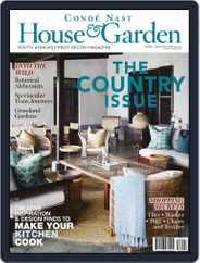 Condé Nast House & Garden (Digital) Subscription April 1st, 2018 Issue