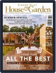 Condé Nast House & Garden (Digital) Subscription December 1st, 2017 Issue